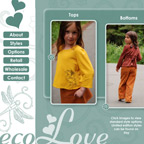 Website - EcoLove Clothing